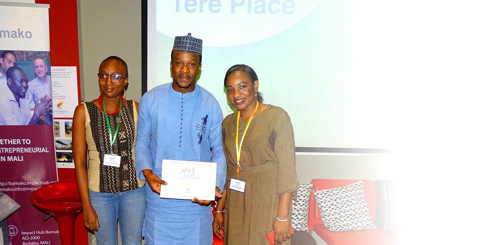 Bamako Startup Weekend Misha Niang