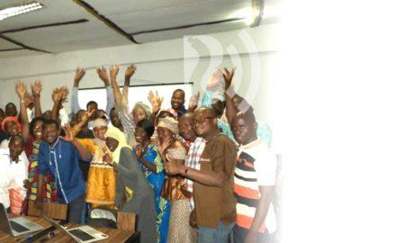 Bamako incubateur formation