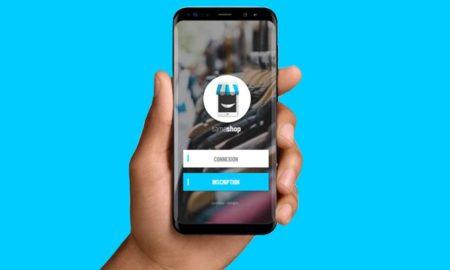 Samashop application