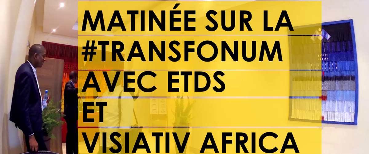 Une matinée de la #TransfoNum des organisations publiques privées du Mali