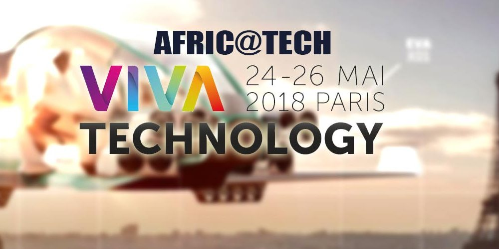 AFRIC@TECH VivaTech 2018 Paris