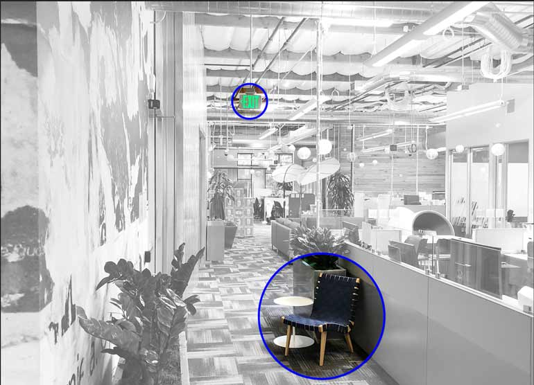 Office Lookout Google annonce