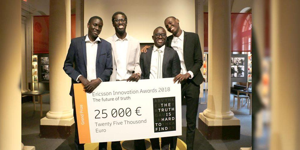 Ownlabs gagnant Ericsson Innovation Awards 2018