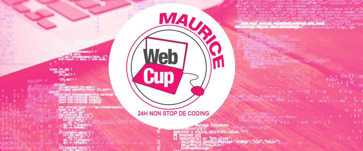 webcup maurice 2018