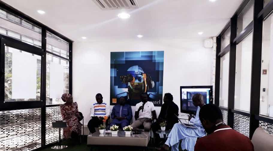 """Live du SocialHub : Débat sur """"l'Ecosystème des Startups au Sénégal"""""""