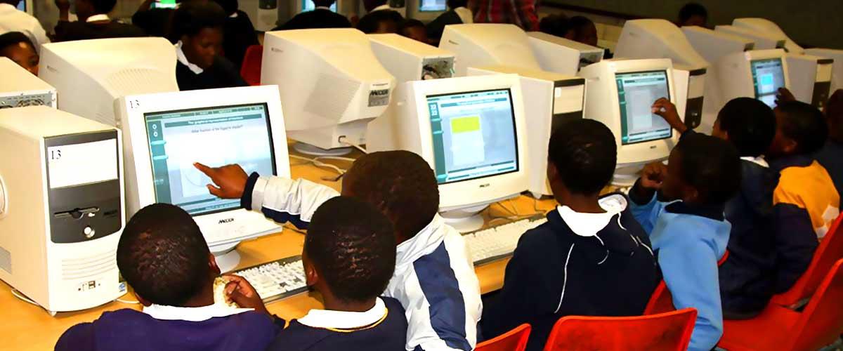 education TIC Afrique Mali