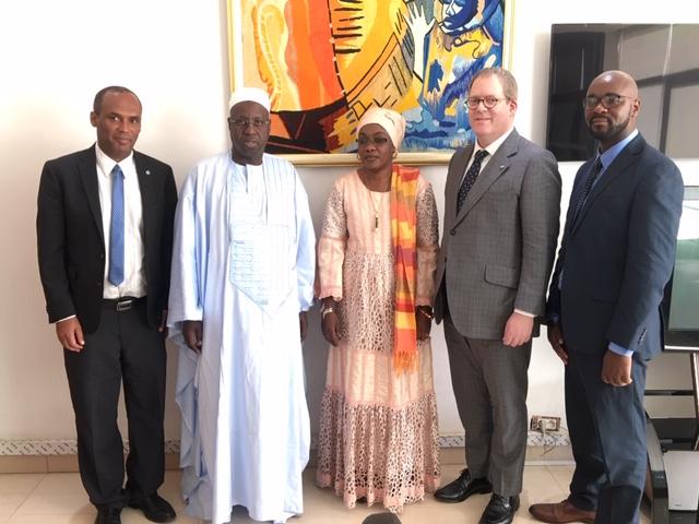 Promotion de la sécurité de l'Internet des Objets au Sénégal : l'artp et isoc senegal signent un protocole d'accord