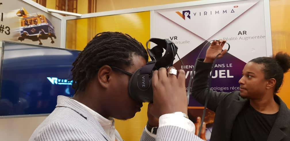Voyage au coeur du Dakar Digital Show ! Embarquez dans la réalité augmentée