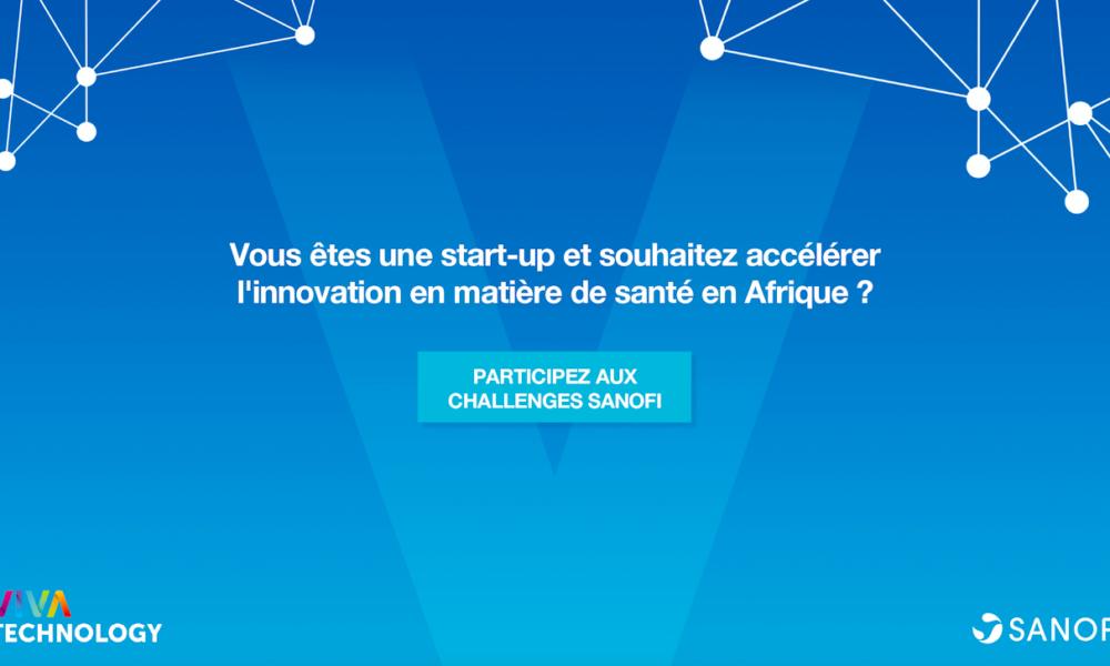 Sanofi concours startup