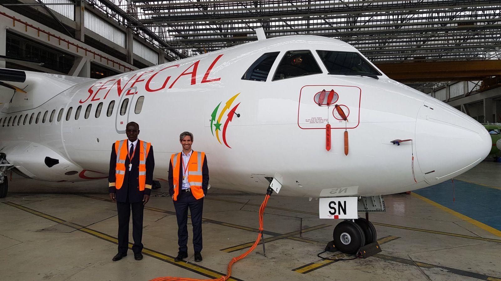 La compagnie aérienne Air Sénégal victime de Piratage sur sa plateforme