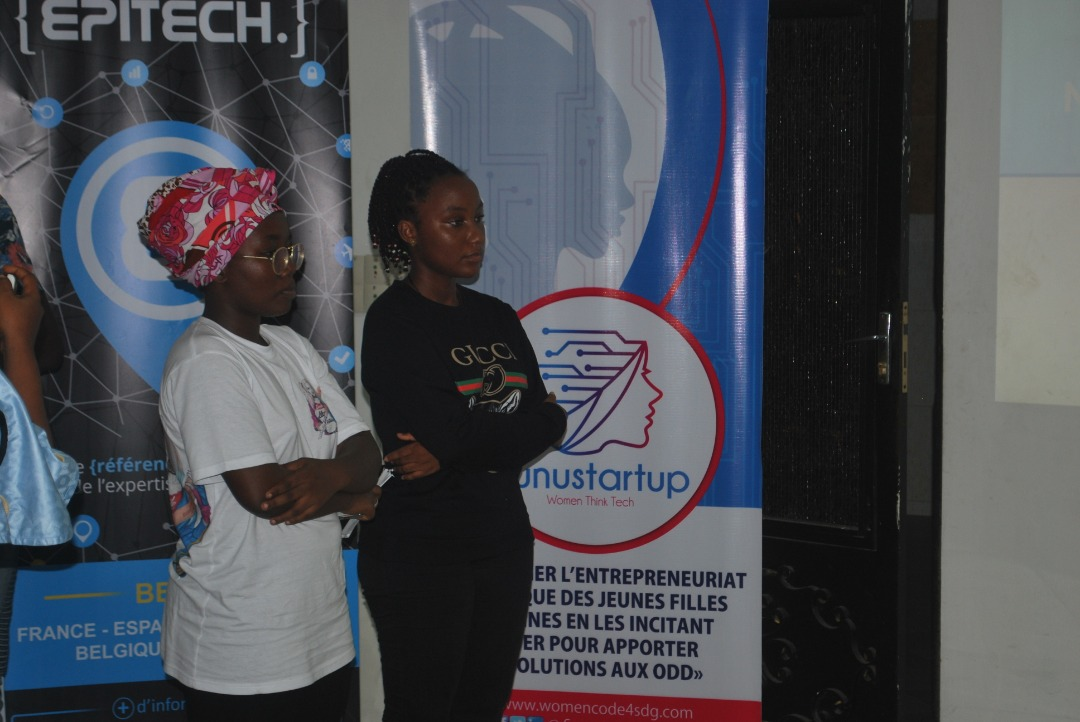 Most Innovative Sunustartup : Quand les femmes Africaines codent pour apporter des solutions aux ODD.