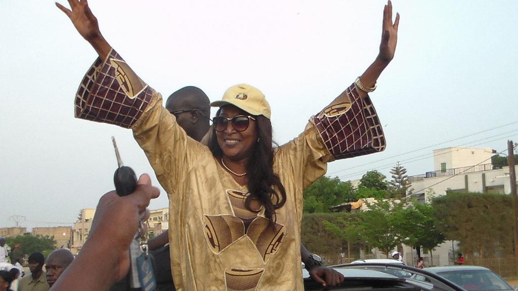 Porte-parole du gouvernement : Macky Sall renforce Ndèye Tické Ndiaye Diop