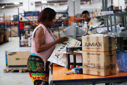 Jumia compte 4 millions de clients dans le continent