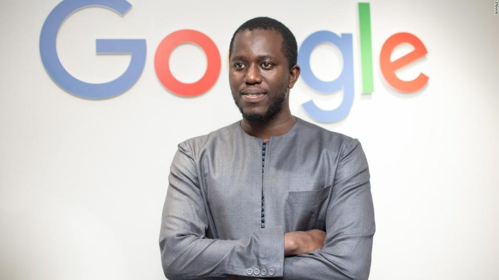 Moustapha Cissé, DG du centre IA Google à Accra « l'intelligence artificielle peut relever de nombreux défis en Afrique.