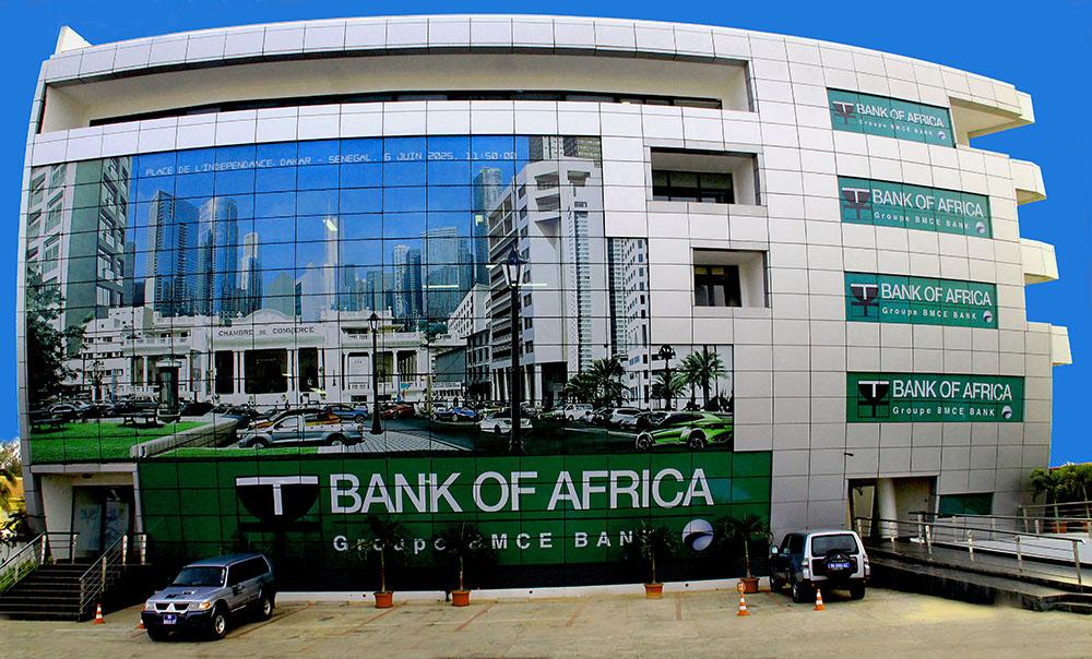 Sénégal  : Le résultat net de la Bank Of Africa chute de 18,66% au 1er trimestre 2020