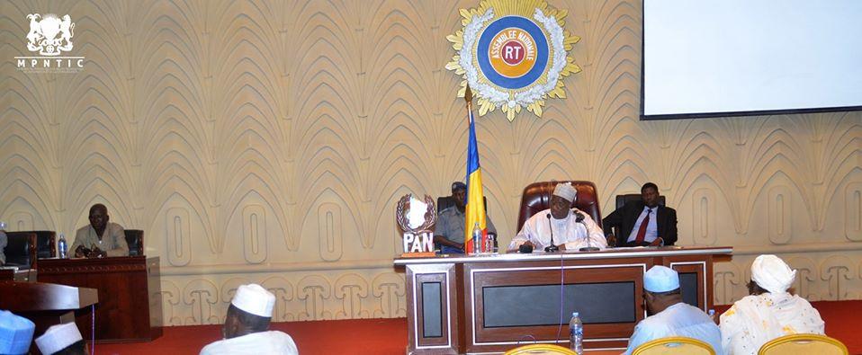 Modérnisation : 111 milliards pour booster le développement des TIC au Tchad