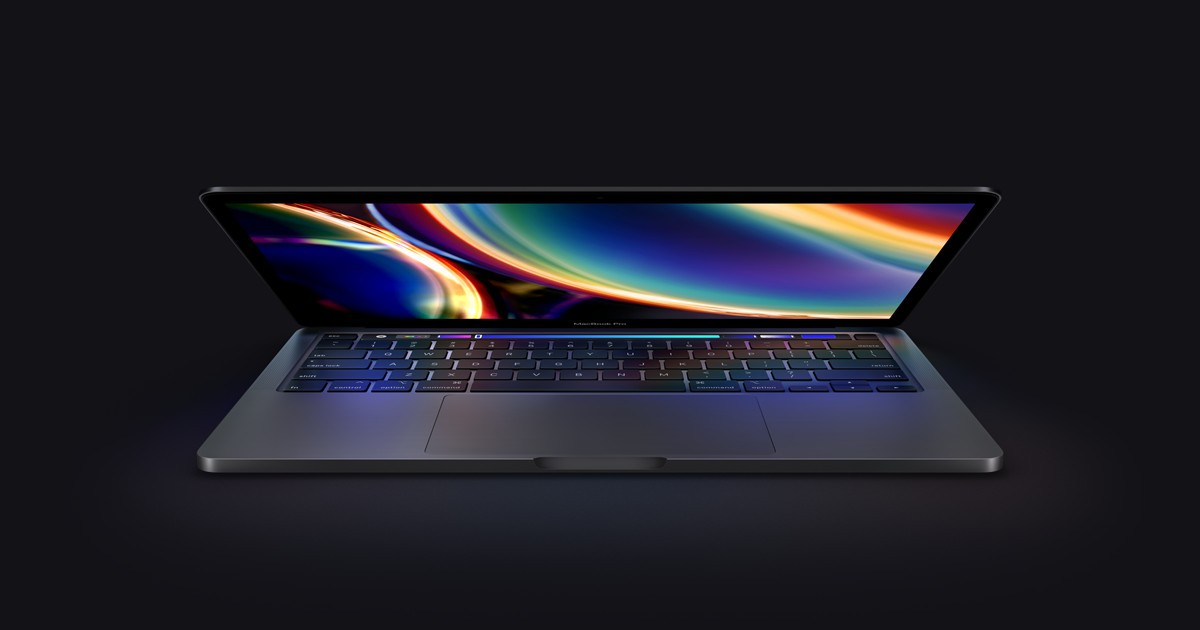 Mac Book Pro 13 : Apple dévoile son nouveau bijou version 2020