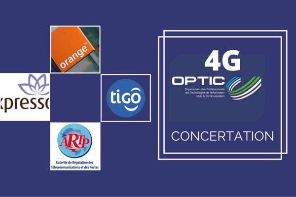 Attribution de la 4G :  Optic appelle à une concertation urgente des parties prenantes