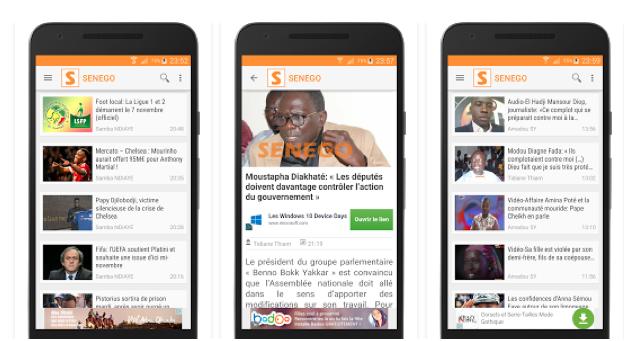 Senego : La meilleure application mobile au Sénégal atteint la barre des 600.000 téléchargements