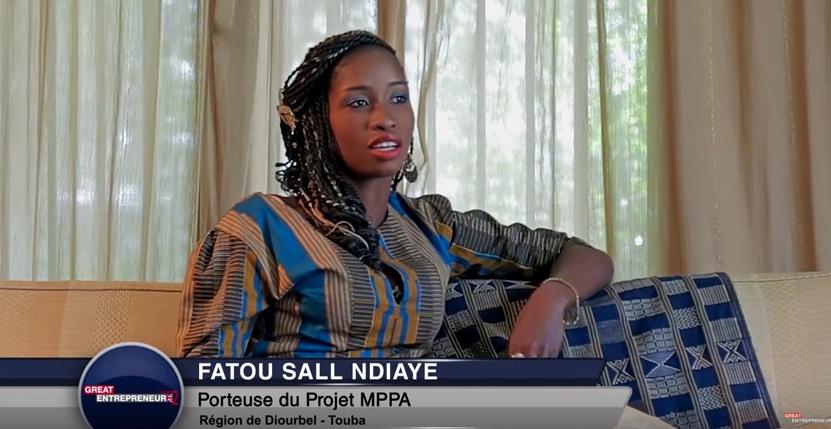 Great Entrepreneur : Fatou Sall Ndiaye, l'entrepreneure qui veut valoriser la pâte d'arachide sénégalaise