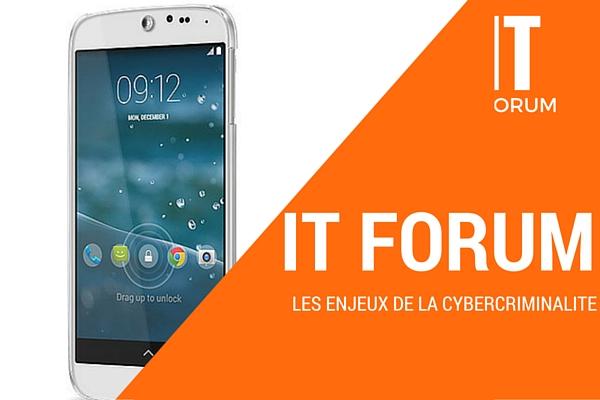 6e édition du IT forum :  Des experts  réfléchissent sur les enjeux de la Cybercriminalité en Afrique