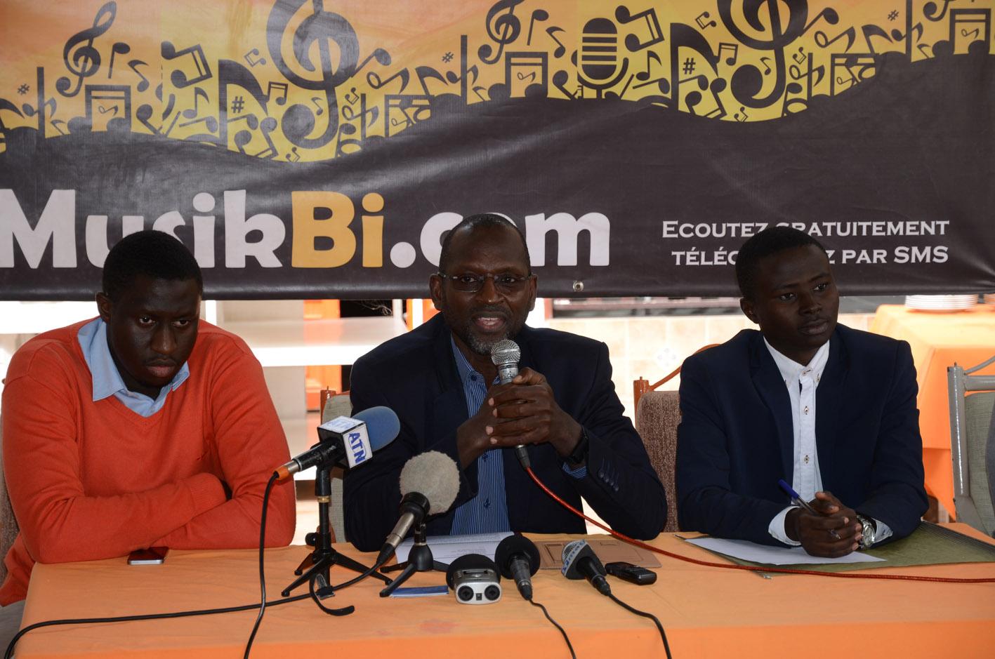 Musikbi: Télécharger légalement de la musique via SMS désormais possible au Sénégal et partout en Afrique