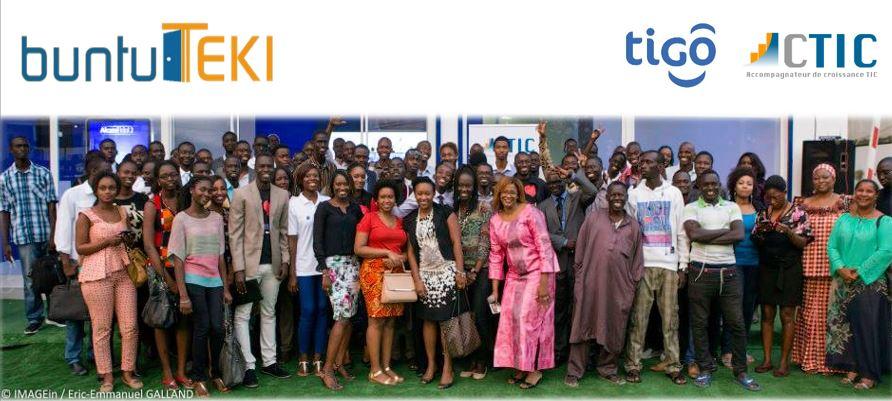 La Cohorte 2015 BuntuTeki :Tigo en partenariat avec  CTIC Dakar présentent les lauréats du programme