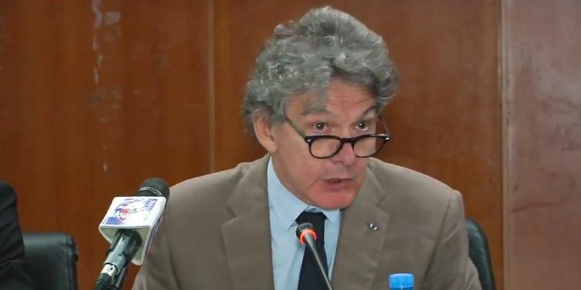 IT Forum : Keynote de Thierry BRETON, PDG d'Atos sur l'Economie Numérique et la cyber-sécurité
