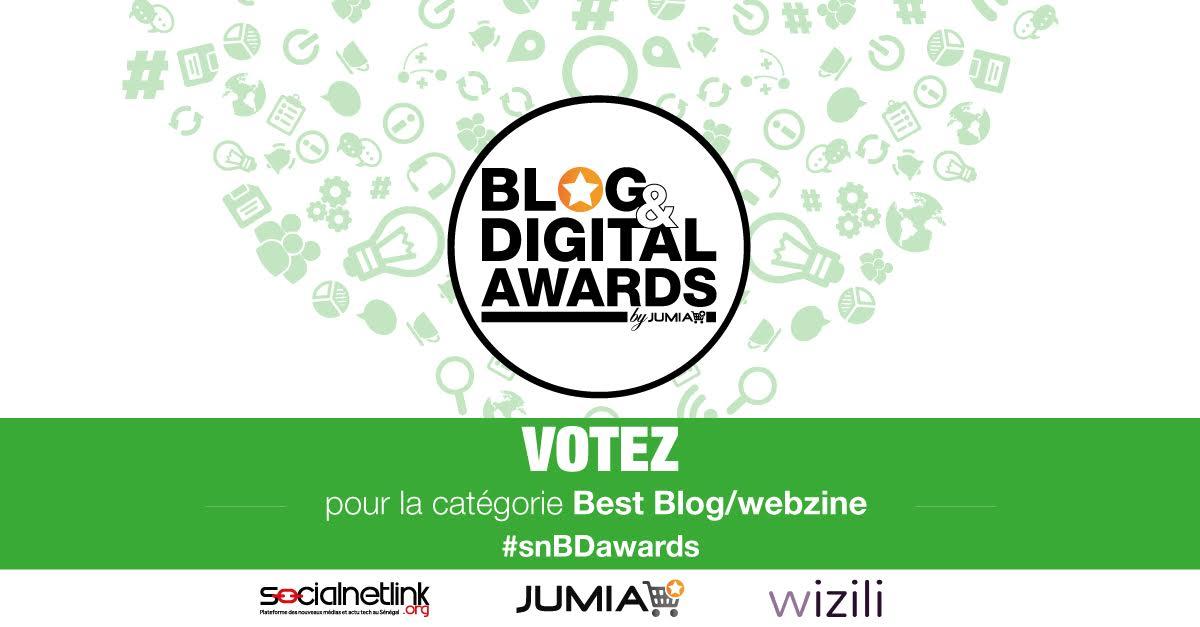 Ce que vous devez savoir sur les Blog et  Digital Awards