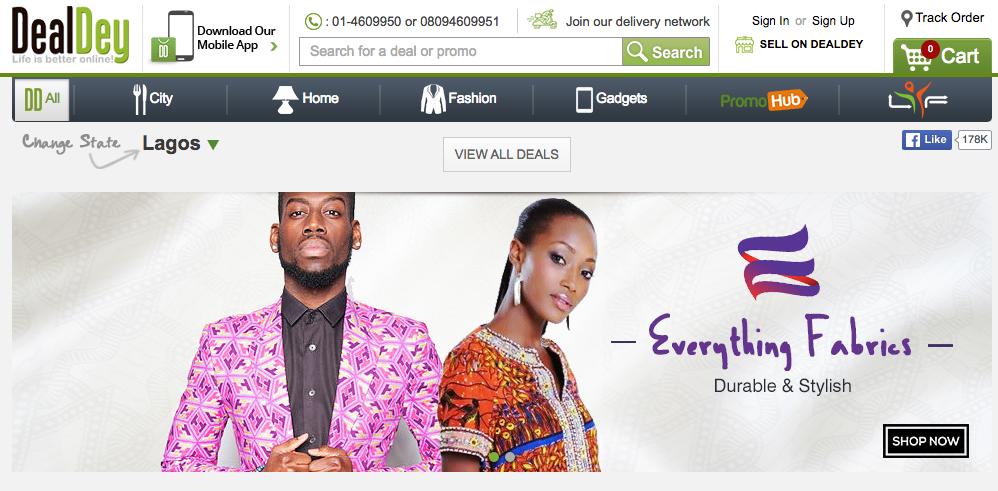 Ringier Africa Deals Group rachète  la plate-forme d'achats en ligne nigériane DealDey