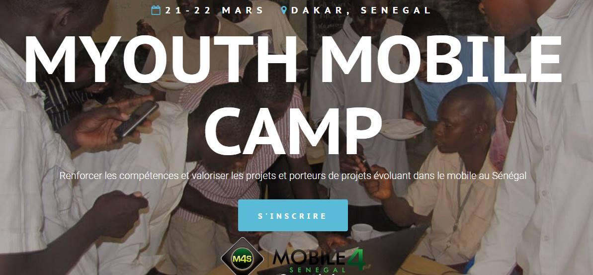 MYouth Mobile Camp  : Des startup sénégalaises se lancent dans une compétition internationale