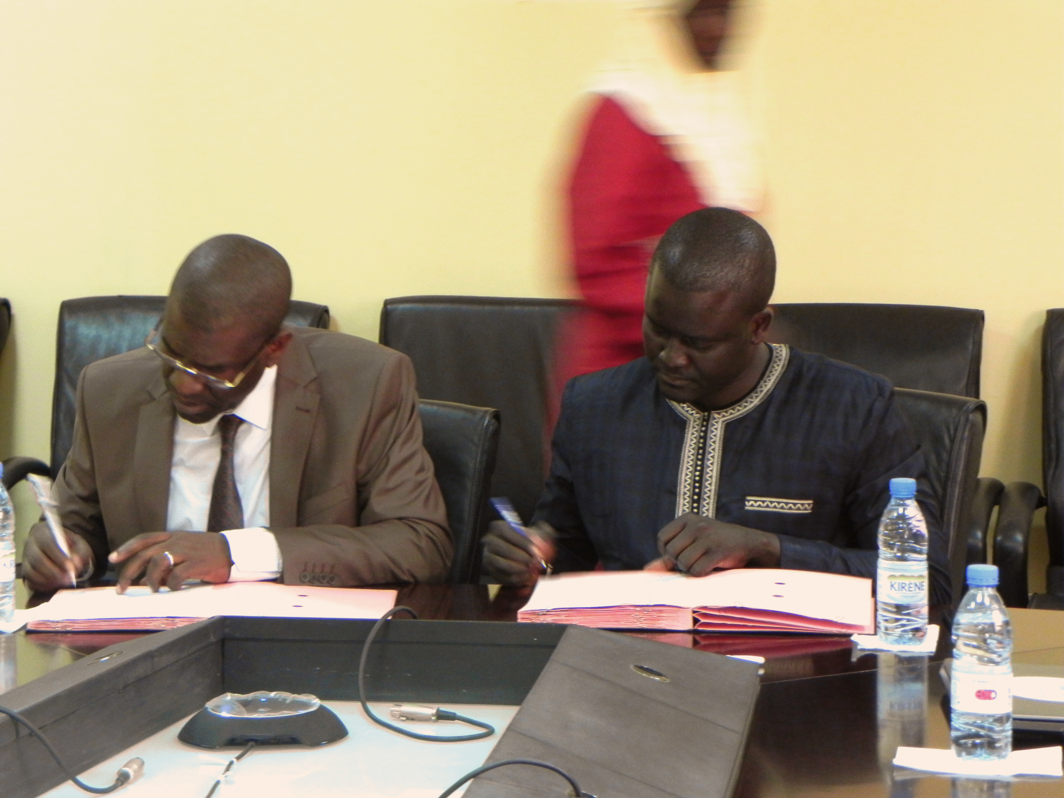 Abdoulaye Thimbo, Maire de Pikine: «L'ADIE a marqué de son empreinte l'administration de par la qualité de ses services»
