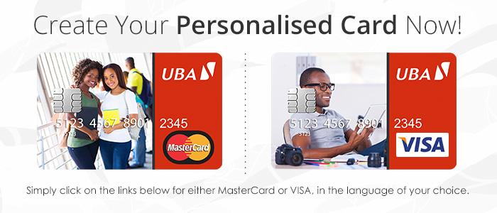 Innovation: La banque UBA personnalise ses cartes bancaires