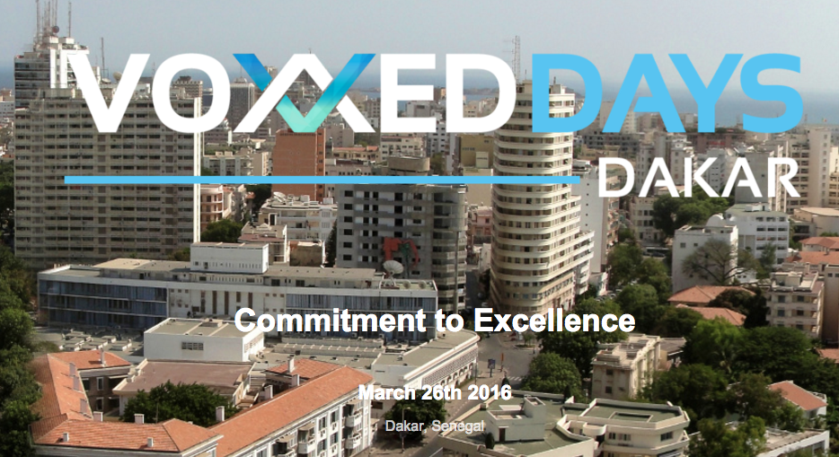Voxxed days : la grande conférence internationale des développeurs se tiendra pour  la première fois au Sénégal