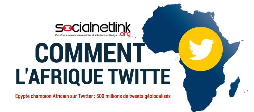 Conversations politiques sur Twitter : L'Afrique dépasse les États-Unis et le Royaume-Uni