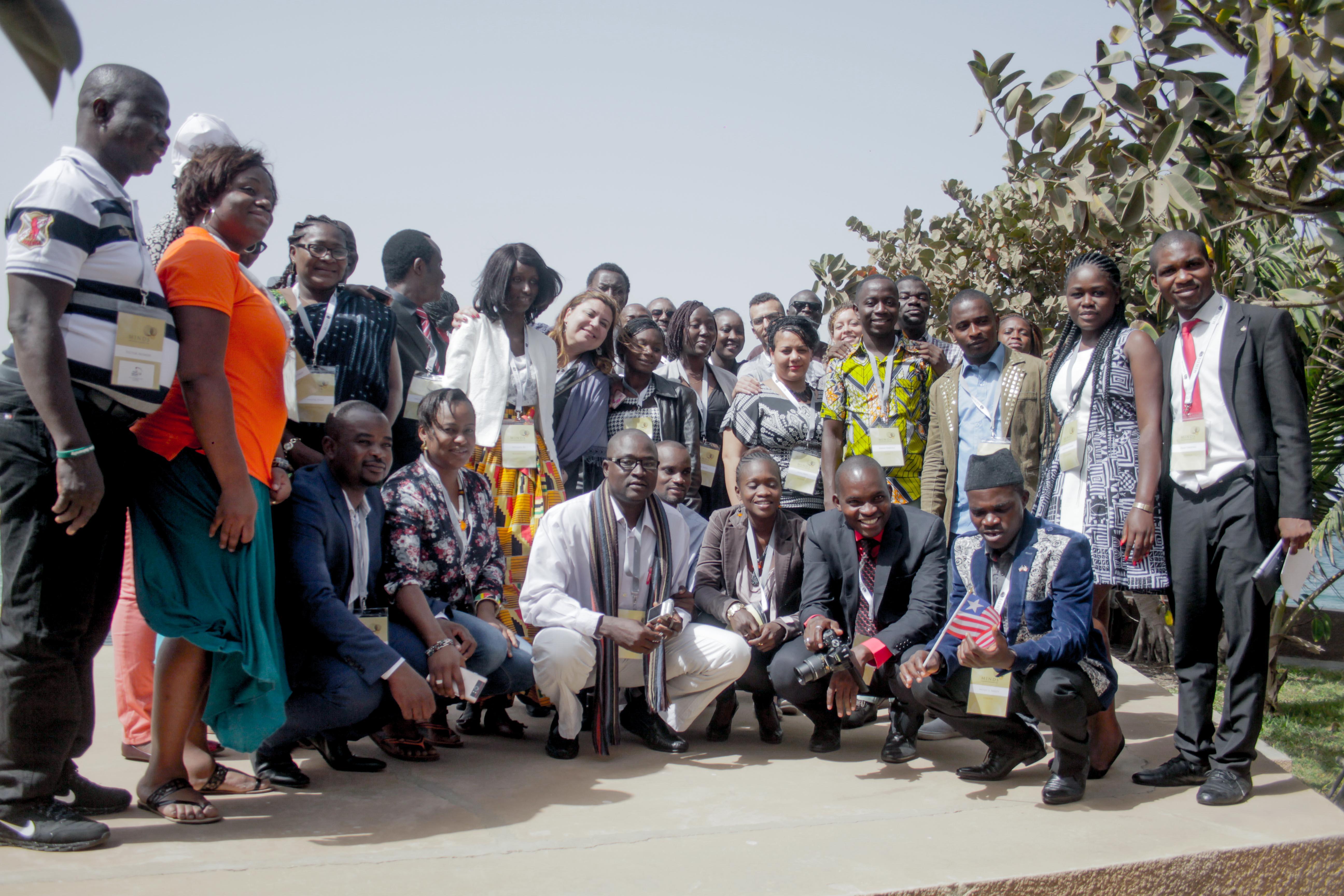 Dakar, capitale des jeunes leaders africains pour la E-démocratie et la bonne gouvernance