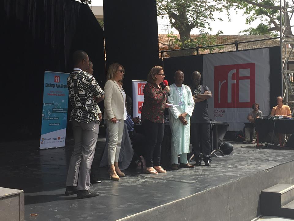 RFI Challenge App Afrique : Cheick Oumar Bagayoko du Mali remporte la 1ère édition