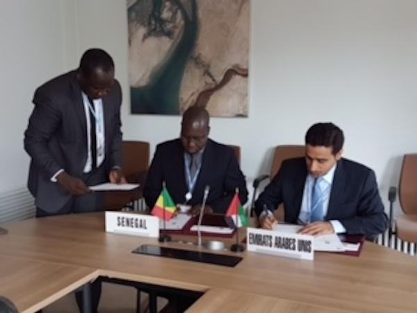 Régulation dans les Télécommunications : Le Sénégal et les émirats Arabes signent un accord de coopération