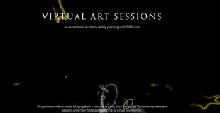 google session virtual art