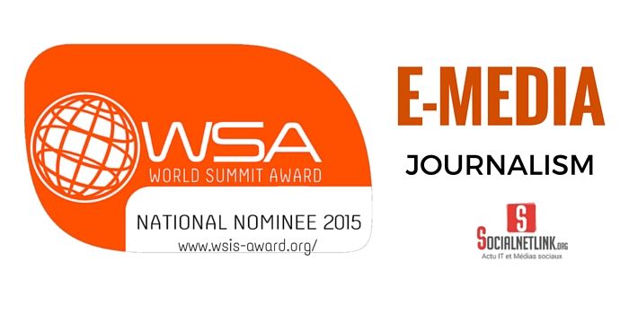 Singapour : La plateforme Socialnetlink va défendre l'Afrique à la finale du World Summit Awards