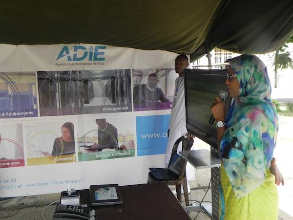 Dématérialisation des procédures administratives : Des acteurs de la presse  à l'école  du  projet TeleDAC