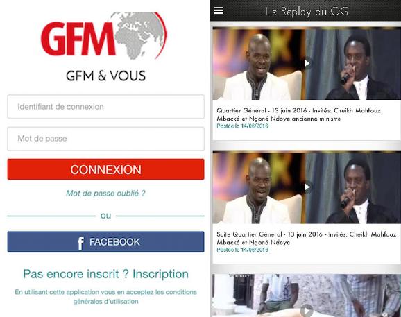 Application GFM & Vous : Le groupe Futurs Médias lance son quatrième média enrichi