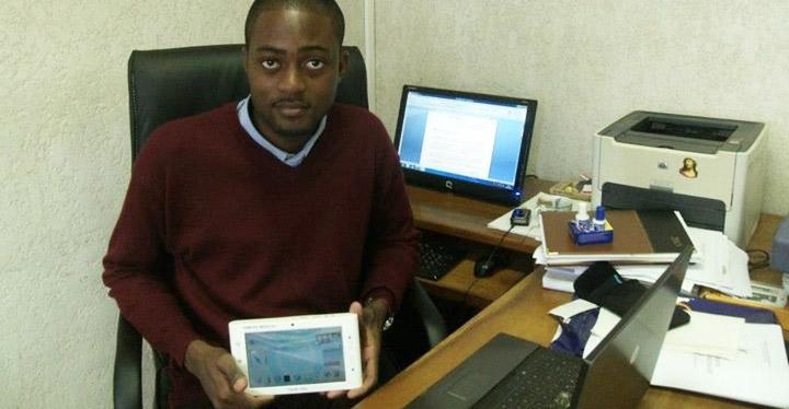Africa prize for engeneering innovation : Cardiopad du Camerounais Arthur Zang remporte la médaille d'or