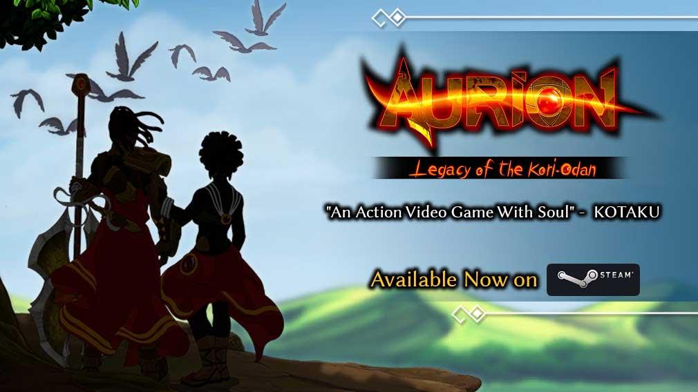 Devenez distributeur du jeu vidéo africain Aurion