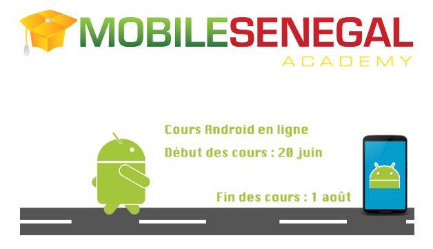 Mobile(4)Senegal lance un cours en ligne sur Android…