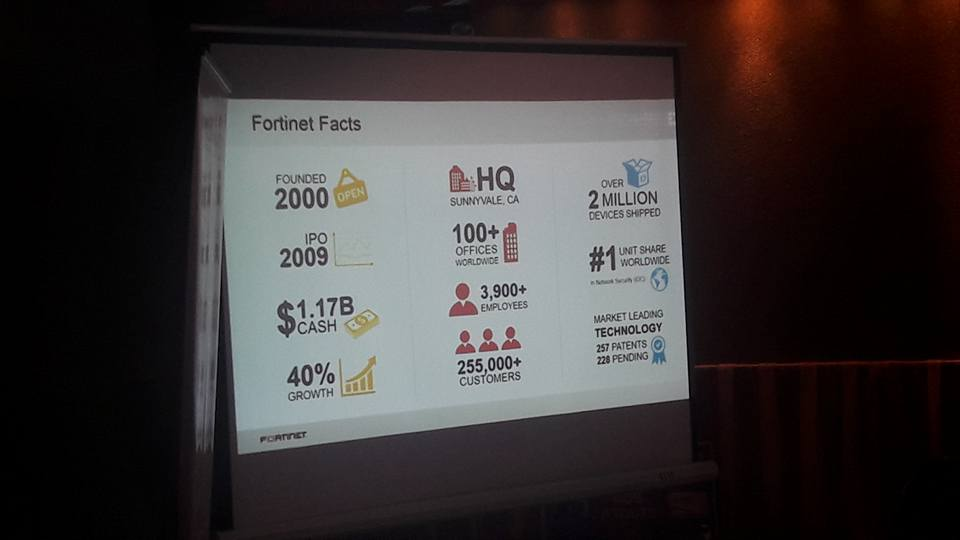 Presentation-solution-fortinet