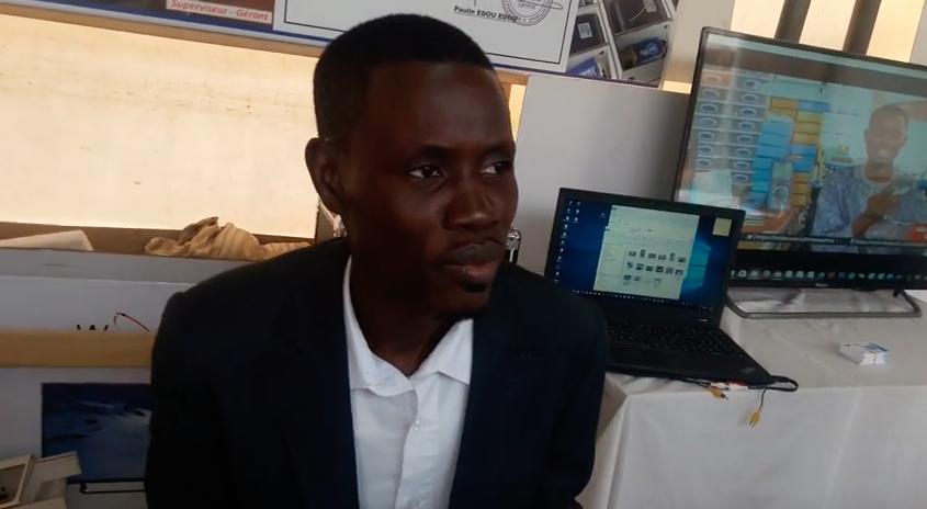 Un jeune sénégalais invente une billetterie pour les transports