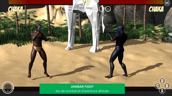 Jambar Fight remporte le 1er prix du hackathon d'orange