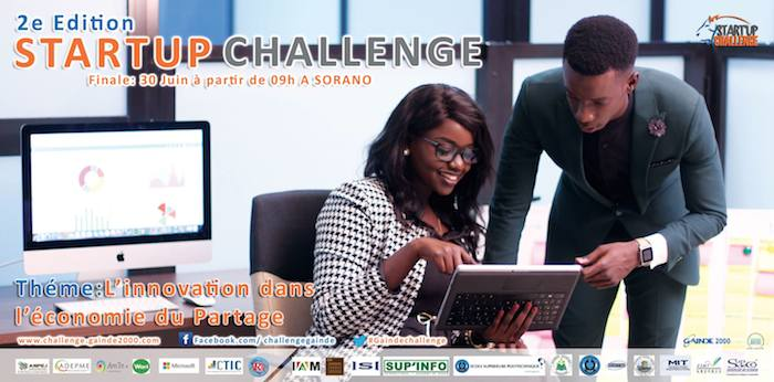 Gaïndé Startup Challenge organise sa seconde édition