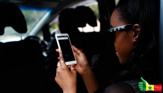 Uber bientôt au Sénégal: Vers une concurrence sans merci avec les taxis jaunes-Noirs